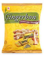 Имбирные конфеты GingerBon с медом и лимоном
