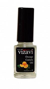 Масло для кутикулы VIZAVI 12мл Апельсин