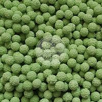 Декоративные жемчужины — Мимоза Зелёная Ø7 - 1 кг, фото 1