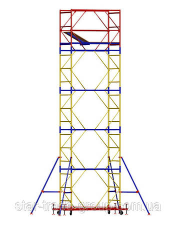 Вышка-тура (1,2х2,0 м) 12+1