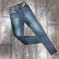 Женские джинсы бойфренды полубатал Турция