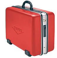 Эксклюзив чемодан для инструментов BIG Twin Knipex 00 21 40 LE красный !