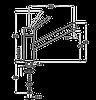 Смеситель TEKA VITA LC (VTK 919) хром, фото 2