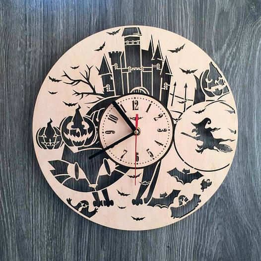 Концептуальные часы на стену 7Arts Хеллоуин CL-0178
