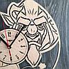 Оригинальные настенные часы в детскую 7Arts Красавица и чудовище CL-0175, фото 4