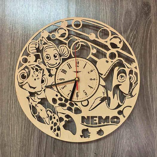 Оригинальные детские часы на стену 7Arts В поисках Немо CL-0185