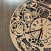 Оригинальные детские часы на стену 7Arts В поисках Немо CL-0185, фото 3