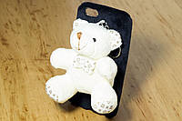 Чехол для iPhone 6 / 6S (4.7 Дюйма) Мягкая игрушка (Медведь) Тип 01, фото 1