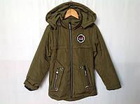 Демисезонная куртка для мальчика 5-9 лет Розница +80гр, фото 1