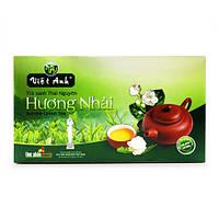 Зеленый чай с жасмином Viet Anh 80g (Вьетнам)
