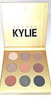 Тіні для повік Kylie Kishadow Pressed Powder Eyeshadow 9 кольорів