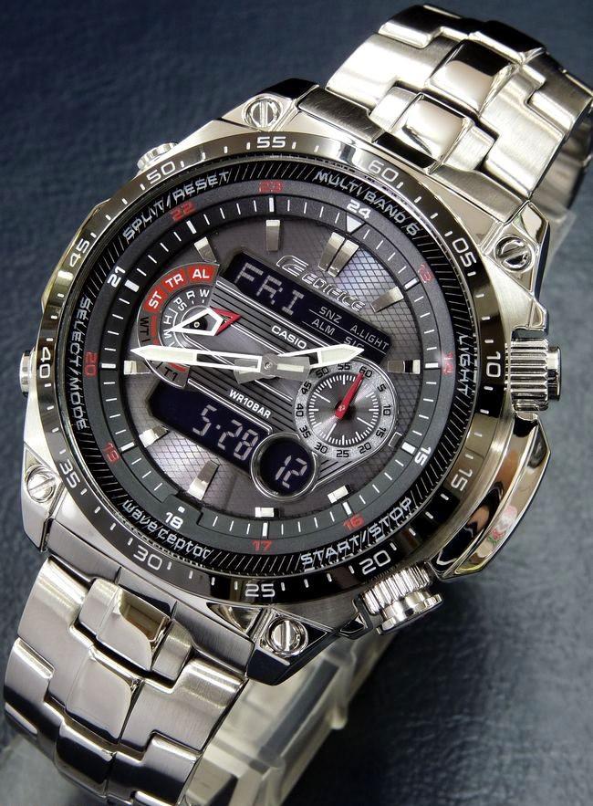 Часы Casio Edifice ECW-M300EDB-1A