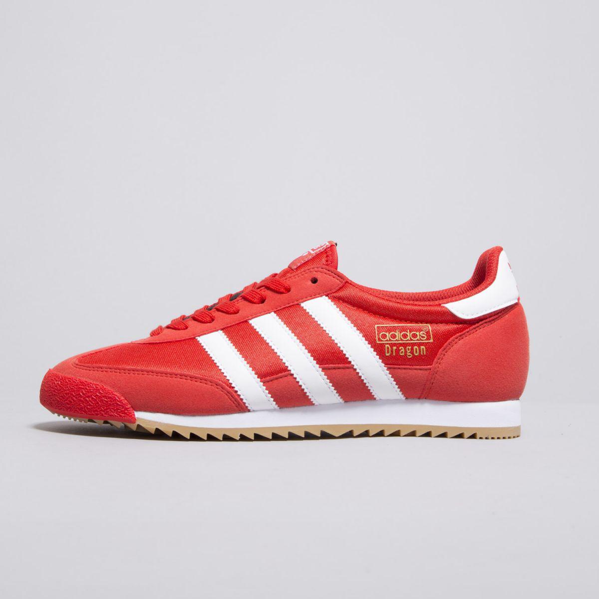 dad57ed1 Оригинальные мужские кроссовки Adidas Dragon OG Shoes Red: продажа ...