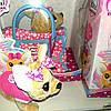 Собачка Кіккі в сумочці музична
