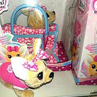 Собачка Кіккі в сумочці музична, фото 1