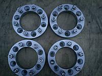 Проставки колесных дисков 6х139,7х30 цо110