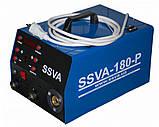 Полуавтомат сварочный инверторный SSVA-180-P без горелки, фото 2