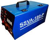 Полуавтомат сварочный инверторный SSVA-180-P без горелки, фото 3