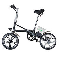 ✅ Велосипед раскладной электрический INTERTOOL SS-0011