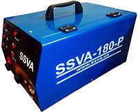 Полуавтомат инверторный сварочный SSVA-180-P с горелкой