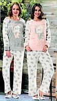 Женская домашняя одежда Dika 4554 L