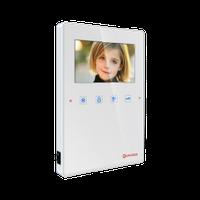 """Видеодомофон Qualvision QV-IDS4407 белый 4"""",  цветной монитор"""