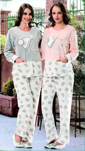 Женская домашняя одежда Dika 4555 M