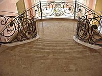 Лестницы из камня Киев