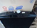 Радиатор Газ 3307 (Шадринский автоагрегатный завод, Россия) 3-х рядный , медный, фото 2