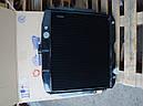 Радиатор Газ 3307 (Шадринский автоагрегатный завод, Россия) 3-х рядный , медный, фото 4