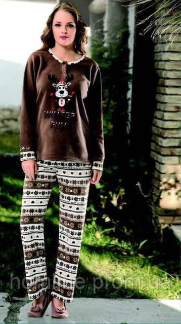 Женская домашняя одежда Dika 4580 S