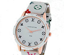 Часы Louis Vuitton white