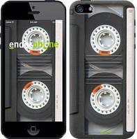 """Чехол на iPhone 5 Кассета """"876c-18-571"""""""
