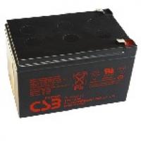 Аккумулятор свинцово-кислотный (AGM) CSB GP12120F2, 12V 12AH