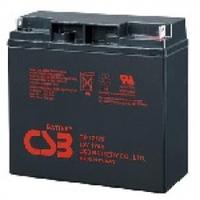 Аккумулятор свинцово-кислотный (AGM) CSB GP12170B1 12V 17AH
