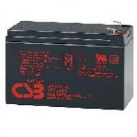 Аккумулятор свинцово-кислотный (AGM) CSB HR1234WF2 12V 9AH