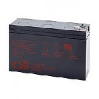 Аккумулятор свинцово-кислотный (AGM) CSB GP1272F2 12V 7,2AH (28W) 2,1 кг