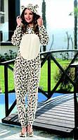 Женская домашняя одежда комбинезон Dika 4619 L