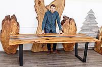 Стол деревянный обеденный #32