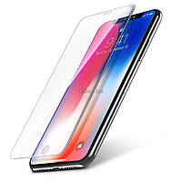 Стекло защитное Laudtec для Apple iPhone X 3D Transperent (LTG-AIX3D)