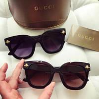 Очки Gucci 2018, солнцезащитные очки Гуччи