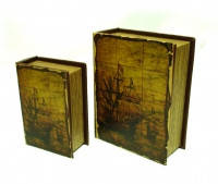Книги -шкатулки в ассортименте, фото 1