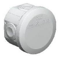 Коробка распределительная наружная Т25 80х51 IP66 OBO Bettermann цвет белый