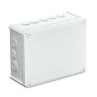 Коробка распределительная наружная Т250 240х190х95 OBO Bettermann цвет белый