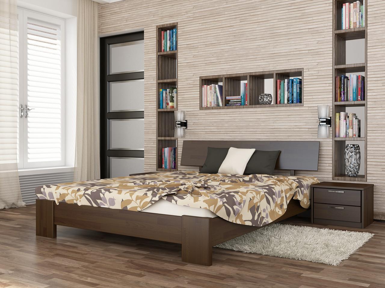 Кровать Буковая Титан Эстелла