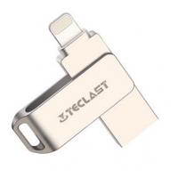 Флэш-накопитель Teclast, USB 3.0/Lightning, 32GB, 5V, 7.25/21.3MByte/s, Алюминиевый сплав, BOX