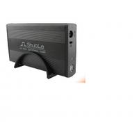 "Карман ShuoLe-U35E-SATA, 2,5"" алюминиевый корпус, интерфейс USB2.0 SATA, black"