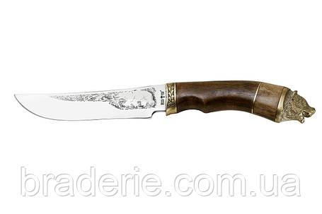 Нож охотничий Медведь (Подарочный), фото 2