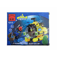 """Конструктор """"Brick"""" подводная лодка, 1213"""