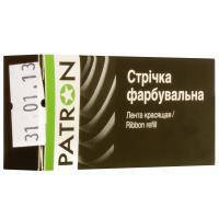 Лента к принтерам PATRON 13мм х 7м Black (к) (PN-12.7-7SB)